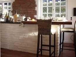 steinwand küche steinwand in der küche selber machen