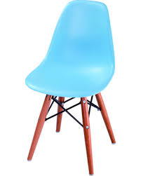 don u0027t miss this deal on lulu kids plastic side chair blue