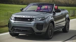 land rover convertible 2017 range rover evoque convertible hse si4 color corris grey