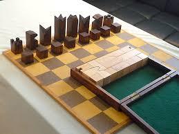 geometrical compact chess set jpg 1 024 768 pixels chess