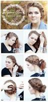 hairstyles easy to do for medium length hair queen elsa inspired updo for short or medium length hair frozen