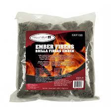 shop pleasant hearth glowing fiber embers at lowes com