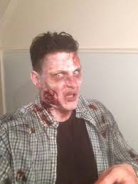 walking dead style zombie make up how to 15 steps with pictures