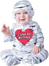 Kids Mummy Halloween Costume Love Mummy Infant Costume Kids Costumes