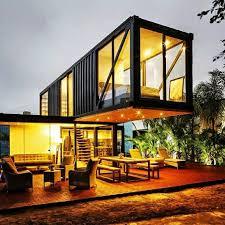 wohncontainer design die besten 25 container häuser ideen auf