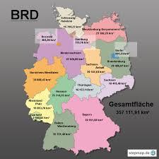 deutschland fläche spiabene04 landkarte für deutschland - Fl Che Deutschland
