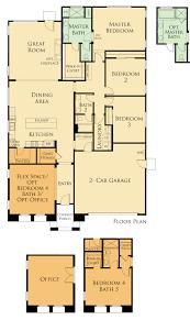 2 Car Garage Sq Ft Valera Residence One Bright Homes