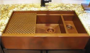 copper in the kitchen the sink blog havens metal