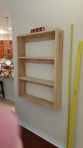 simple bookshelf plans attach the top crafts pinterest