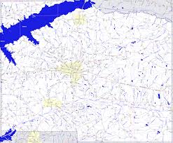 Lafayette Indiana Map Bridgehunter Com Lafayette County Mississippi