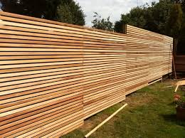 fantastic contemporary wooden panels for garden fencing cheap