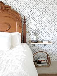 Accent Wall Patterns by Stenciled Wall Take Two Win A Stencil U2014 Stylemutt Home