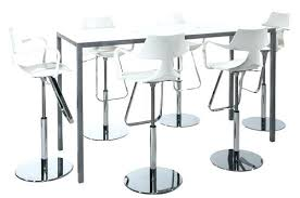 high top table and stools small high bar table iron loft high bar tables long table dining