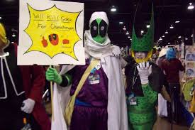 Piccolo Halloween Costume Piccolo Cosplay