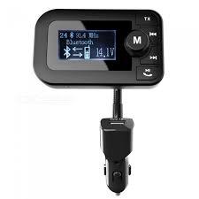 mr christmas lights and sounds fm transmitter bluetooth car kit hands free fm transmitter support tf card usb