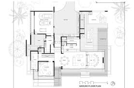Bungalow Ground Floor Plan by Gallery Of The Reserve House Metropole Architects 28