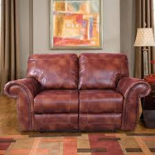 reclining living room l191m burgundy