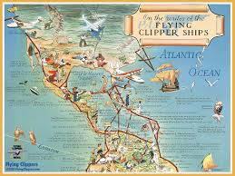 Florida Shipwrecks Map by 56 Best Caribbean Mexican Maps Images On Pinterest Vintage