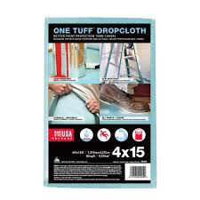 drop cloths tarps drop cloths u0026 plastic sheeting paint tools