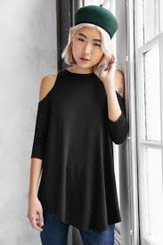 cold shoulder tops 48 best cold shoulders images on cold shoulder tops