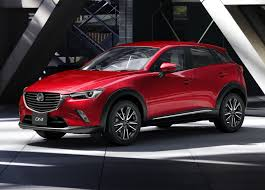 small mazda 2016 mazda cx 3 is a crispy looking small cuv 50 photos u0026 video