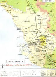 Map Of Malaysia State Of Selangor Malaysia Map Malaysia Wonders Pinterest