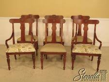 ebay ethan allen dining table ethan allen dining chairs ebay throughout plans 17 visionexchange co