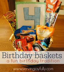birthday baskets birthday baskets our birthday tradition