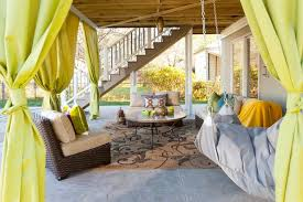 Curtains On Patio How To Make For Outdoor Patio Curtains Jacshootblog Furnitures