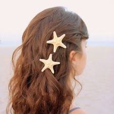 starfish hair clip starfish hair accessories ebay