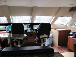 update on construction of hatteras gt70 yacht yacht charter the 24m yacht island cowboy