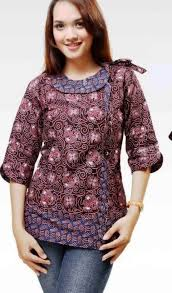 gambar model baju batik modern model baju batik pesta modern wanita fashion modern 2018