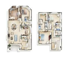 mission floor plans the cottages at ranger station john day homes