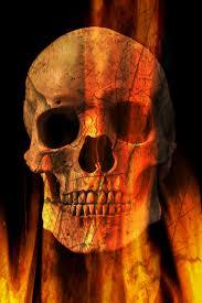 Human Anatomy Skull Bones Free Images Symbol Halloween Fire Dead Human Anatomy Scary
