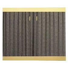spark guard curtains woodlanddirect com fireplace screens fireplace spark screen rod kit fireplace screen curtain