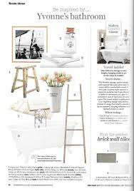 vintage peshtemal towels featured in country homes and interiors