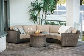 Rattan Curved Sofa Curved Outdoor Sofa Wicker Sectional Outdoor Furniture Plans