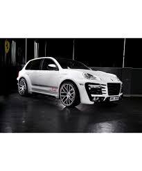 Porsche Cayenne 958 Body Kit - xclusive porsche cayenne wide body kit bk por wid 3000 itectu