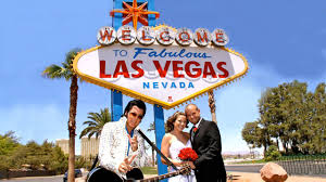 elvis wedding in vegas getting married in las vegas machine guns vegas