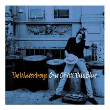 blue photo album the waterboys out of all this blue