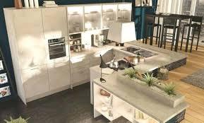 idee cuisine ilot central ilot central cuisine avec evier affordable cuisine ilot