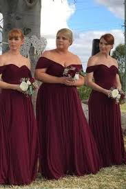 plus size burgundy bridesmaid dresses plus size bridesmaid dresses on luulla
