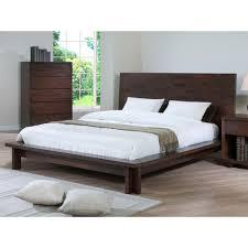 Tribeca Bedroom Furniture by Harvey Wenge Queen Size Bed Walmart Com