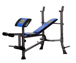 marcy standard weight bench wm367 review