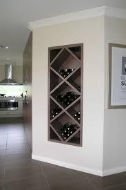 kitchen wine rack ideas best 25 wine bottle storage ideas ideas on wine