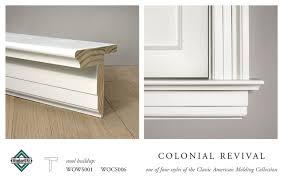 Colonial Windows Designs Exterior Window Trim Colonial Interior Design