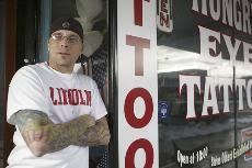 hungry eye offers tattoos with experience dailynebraskan com
