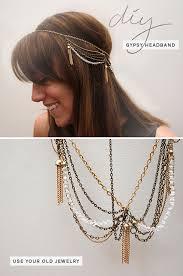 chain headband breanna do it yourself chain headband