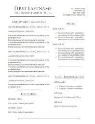 example of cv layout gallery of simple free cv template dot org simple resume