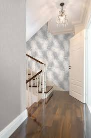 44 best hallway ideas images on pinterest hallway ideas hallway decorating tip use a plain textured wallpaper on three walls and a patterned design